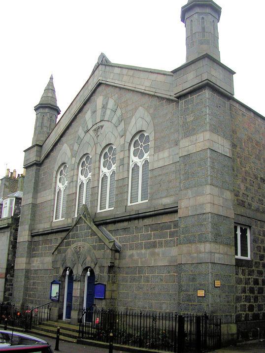 Jasmine Terrace: The Churches Of Britain And Ireland