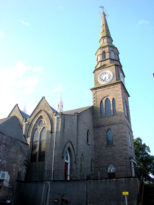 The Churches Of Britain And Ireland Forfar