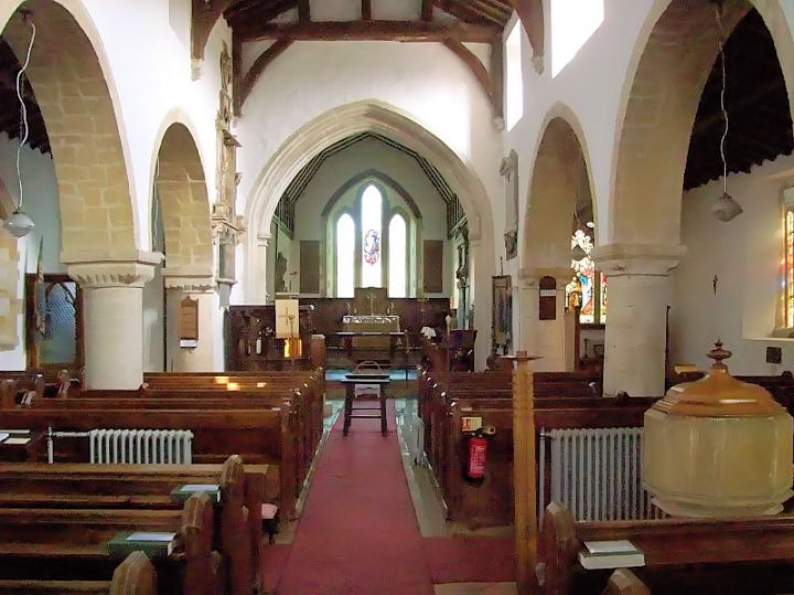 The Churches of Britain and Ireland - Bedfordshire