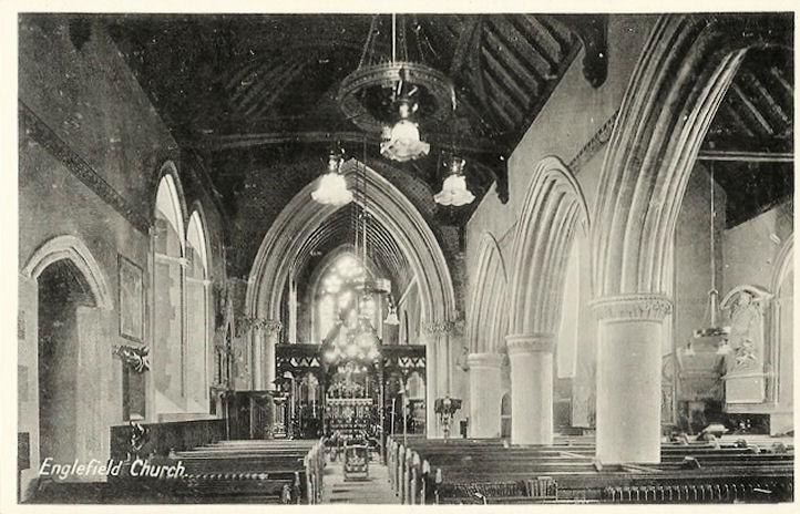 The churches of britain and ireland berkshire St mark s church englefield