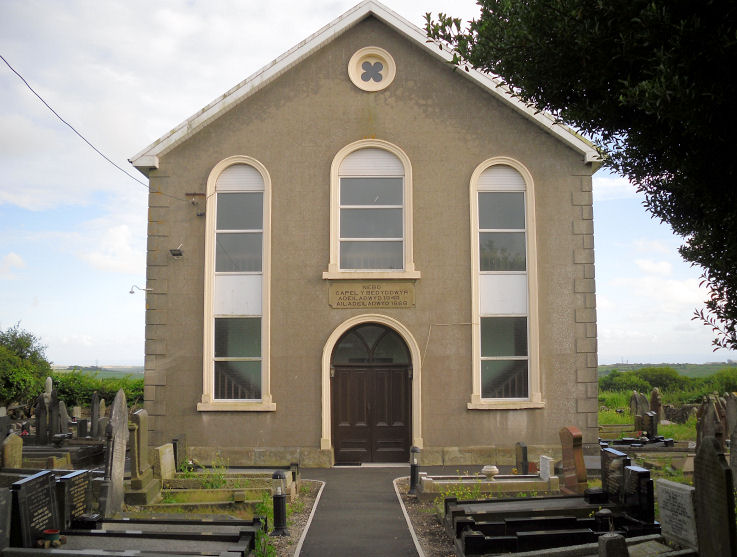 The Churches Of Britain And Ireland Cefn Cribwr