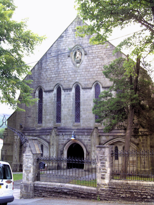 The Churches Of Britain And Ireland Maesteg