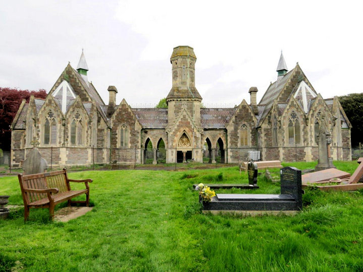 The Churches of Britain and Ireland - Easton & Eastville