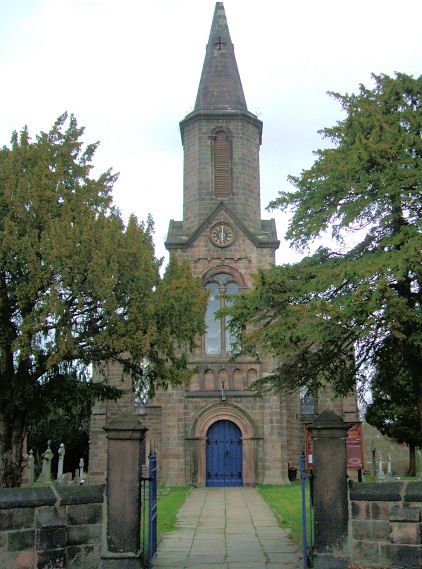 The Churches Of Britain And Ireland Congleton