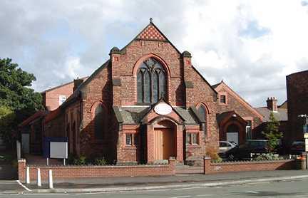 The Churches Of Britain And Ireland Warrington