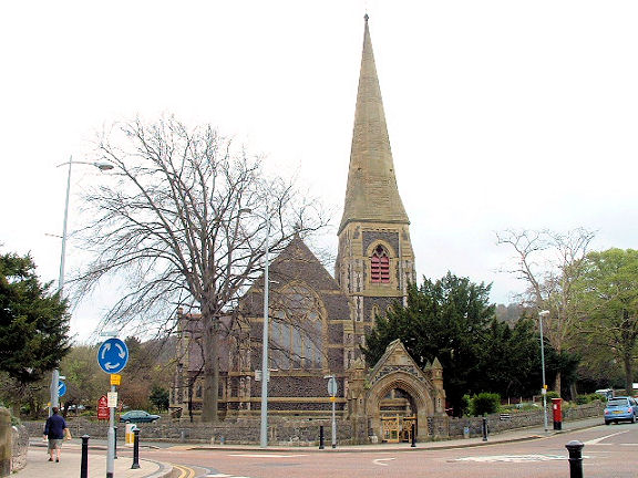 The Churches Of Britain And Ireland Colwyn Bay