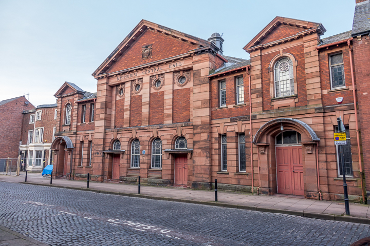 The Churches of Britain and Ireland - Carlisle