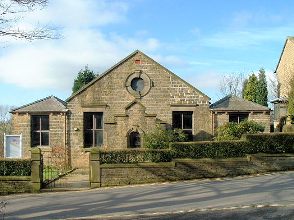 Derbyshire Churches