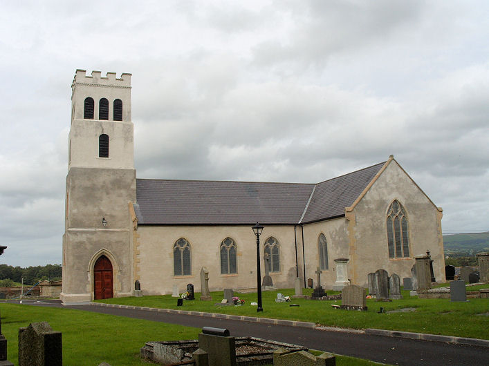 Derry Churches
