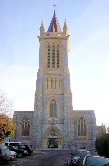 The Churches Of Britain And Ireland Plymouth