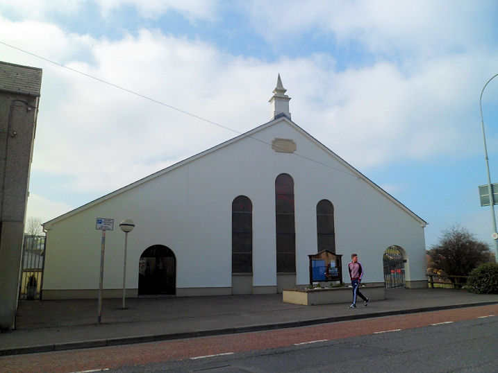 The Churches of Britain and Ireland - County Down