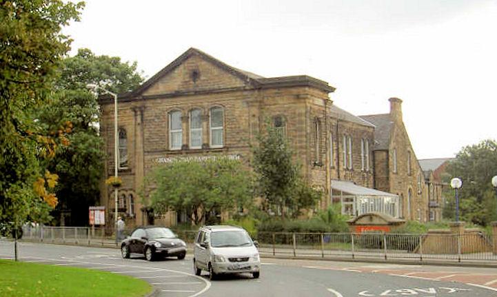 The Churches Of Britain And Ireland Darlington