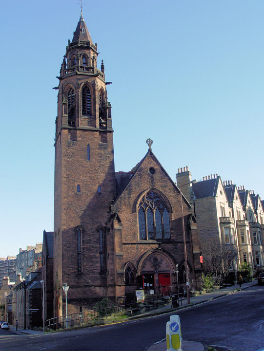 The Churches of Britain and Ireland - City of Edinburgh
