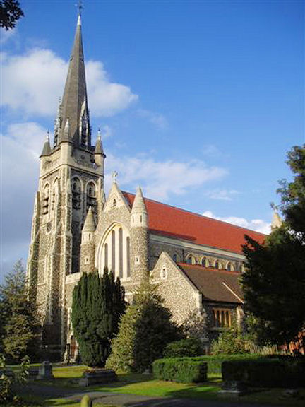 The Churches Of Britain And Ireland Brentwood