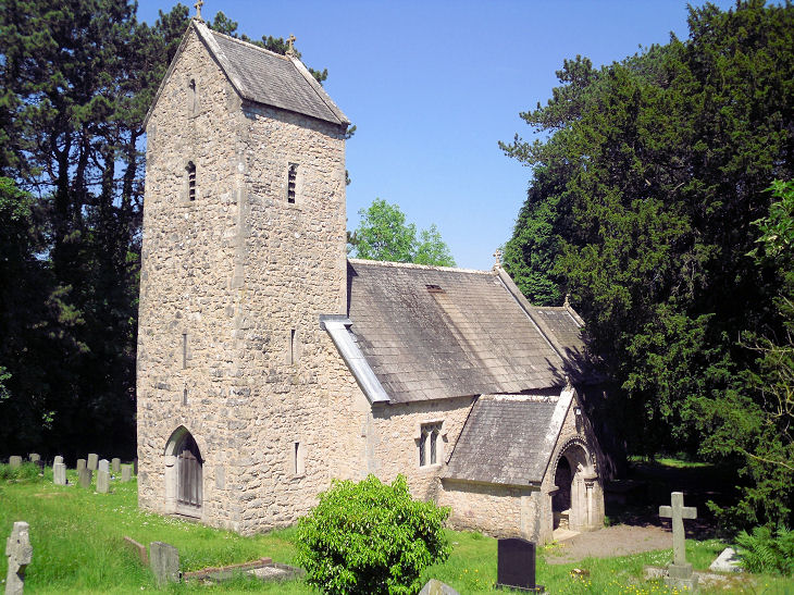 Glamorganshire Churches