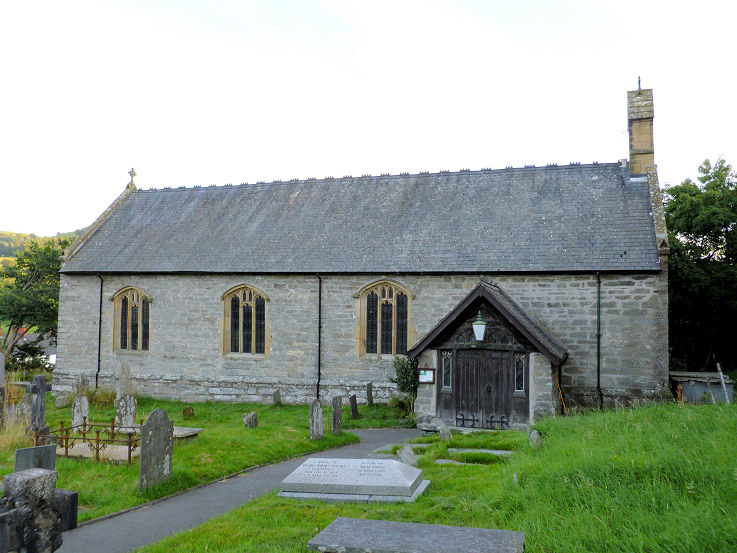 Merionethshire Churches