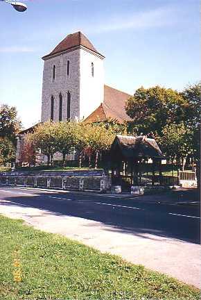 Hertfordshire Churches