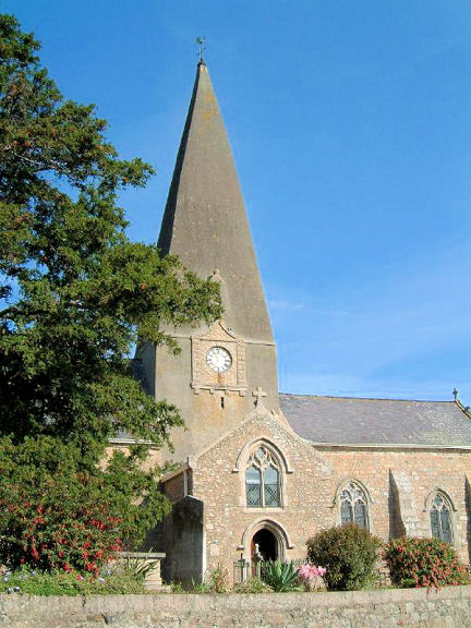 Link. Samares Methodist Church. According to the link 12cd0363a