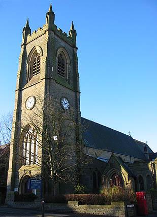 The Churches Of Britain And Ireland Rishton