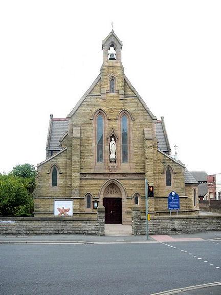St annes baptist church