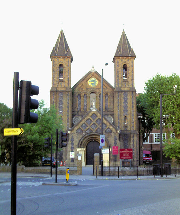 Image result for st johns kensal green pics