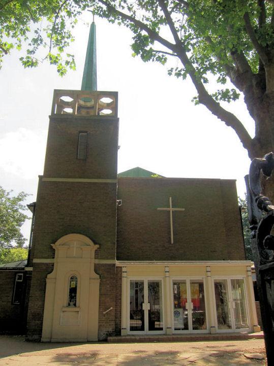 The Churches Of Britain And Ireland Kensington