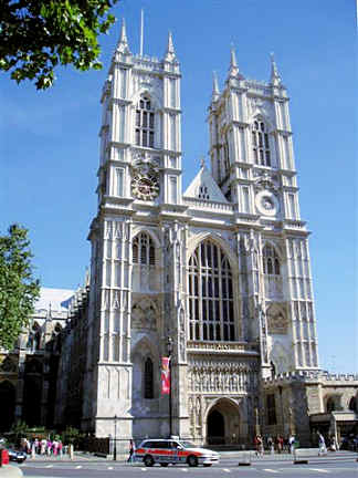 The Churches Of Britain And Ireland City Of Westminster