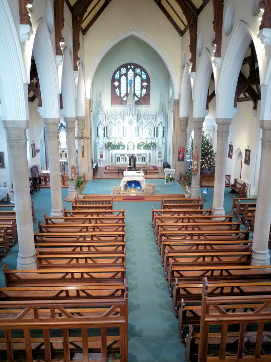 The Churches Of Britain And Ireland Ashton In Makerfield