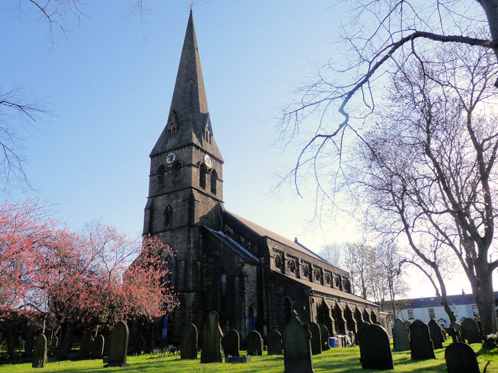 The Churches Of Britain And Ireland Bolton