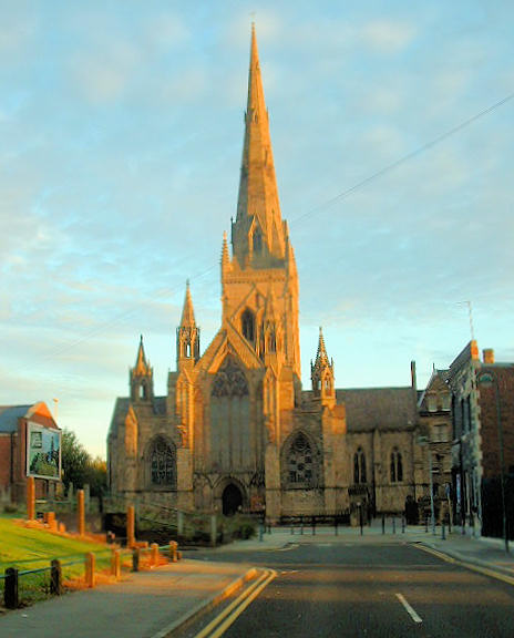 Salford Cathedral: The Churches Of Britain And Ireland