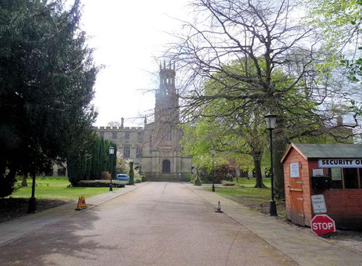British Heritage Centre Manchester British Muslim Heritage Centre