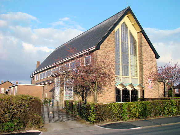 Image result for st cuthberts church wigan
