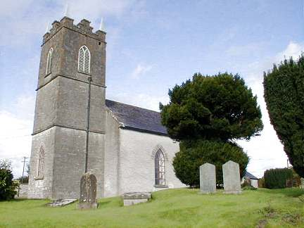 Monaghan Churches