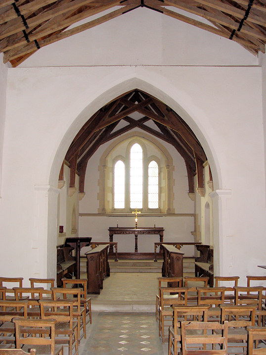 The Churches of Britain and Ireland - Norfolk