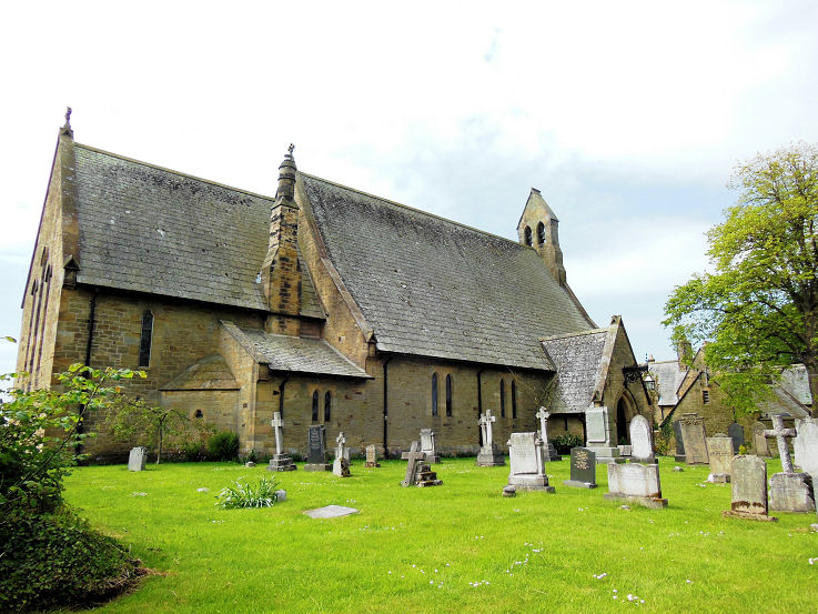 The Churches of Britain and Ireland - Northumberland