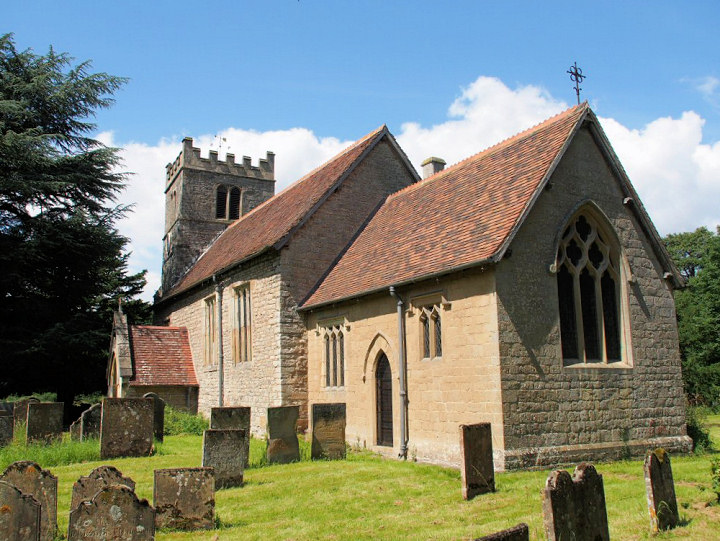 St Mary, Bleasby