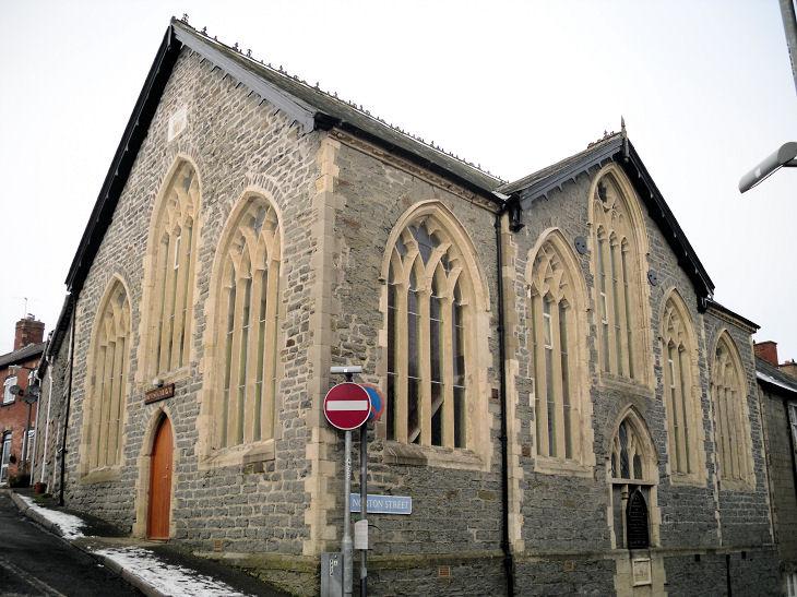 The Churches Of Britain And Ireland Knighton