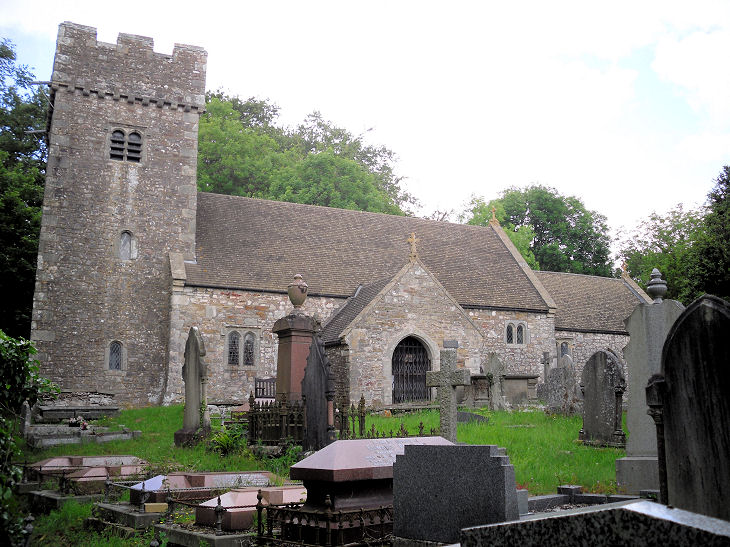 Glamorgan  Churches