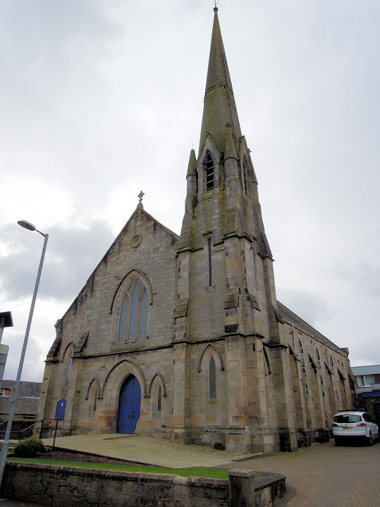 The Churches Of Britain And Ireland Strathaven