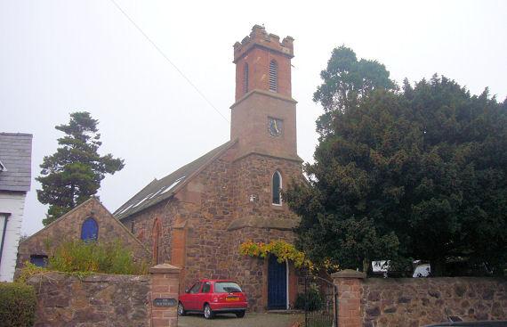 Shropshire Churches