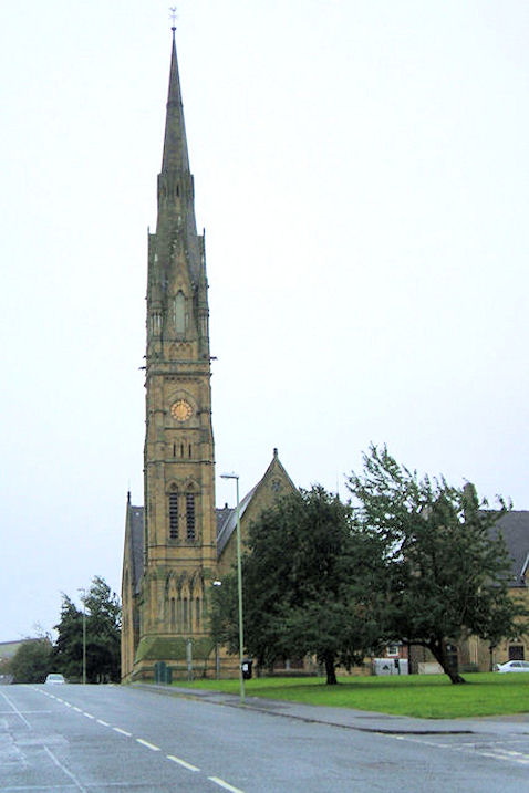 The Churches Of Britain And Ireland Tyne Amp Wear