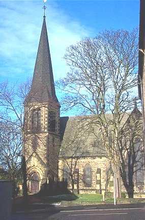 The Churches Of Britain And Ireland Gateshead