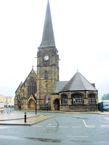 The Churches Of Britain And Ireland Newcastle Upon Tyne