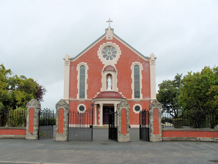 the churches of britain and ireland strabane