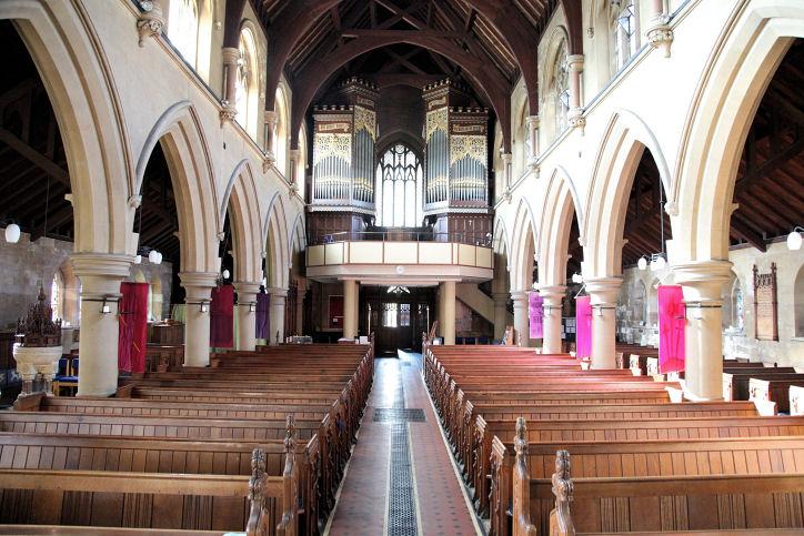 The Churches of Britain and Ireland - Birmingham