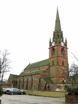 The Churches of Britain and Ireland - Darlaston