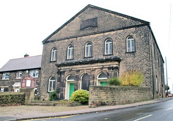 The Churches of Britain and Ireland - West Yorkshire