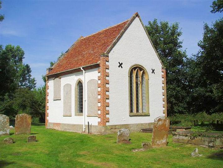 The Churches of Britain and Ireland - Warwickshire